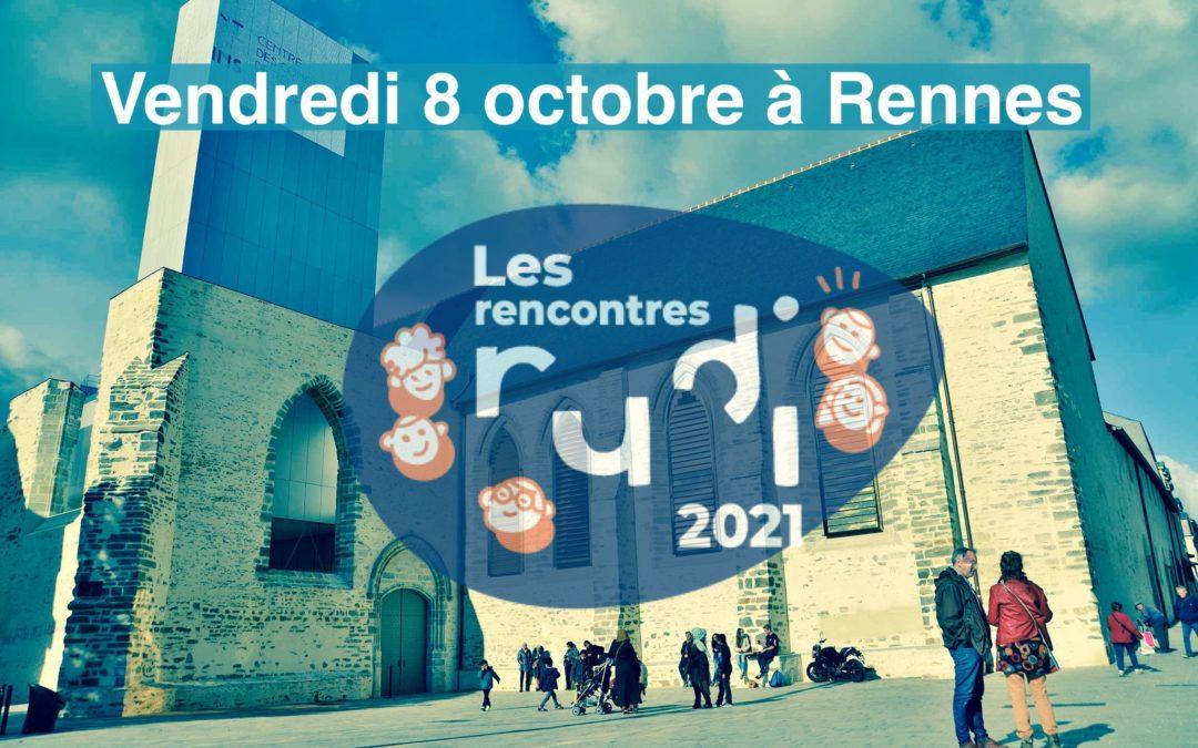Projet RUDI : Retour sur les rencontres du 08/10/2021